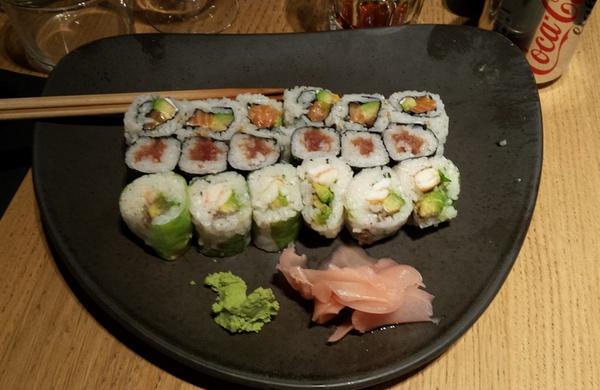 restaurant japonais lyon sushi shop