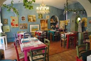 Atmosfere d'altri tempi da Liù Atelier, negozio particolarissimo di Torino
