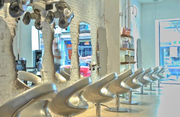 4 de las peluquerías más modernas en Madrid
