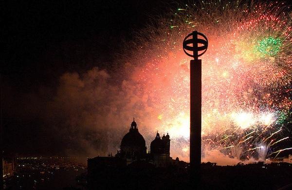 La festa del Redentore di Venezia