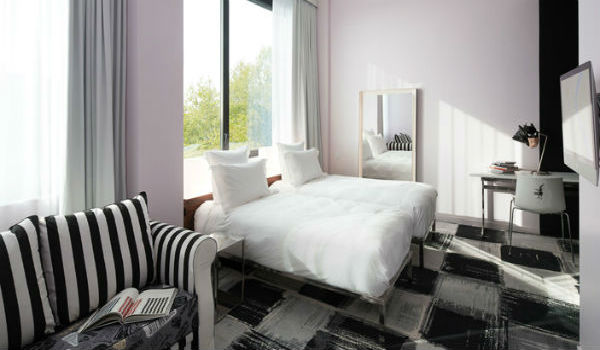 Chambre Mama Shelter Bordeaux