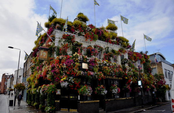 Quirky Bars in London - The 5 Best Pubs