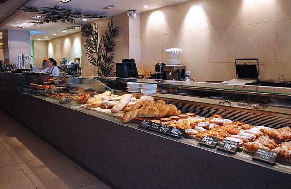 Moltto: Panadería de Vanguardia