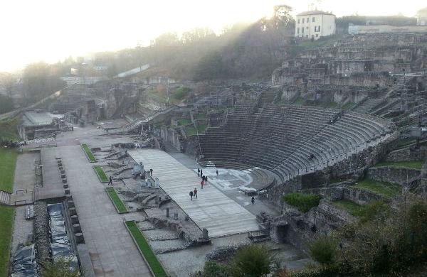 Voyage à l'époque gallo-romaine : quand Lyon s'appelait Lugdunum