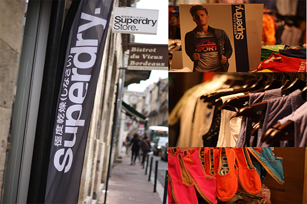 Superdry : mode street wear urbain ou mode casual chic ?