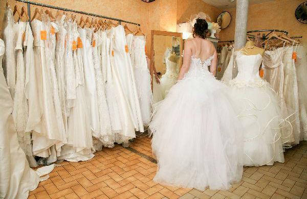 Mes astuces pour dénicher sa robe de mariée à Paris