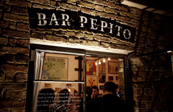 London's Best Tapas Bars