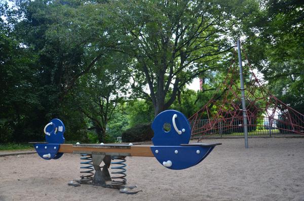 Spielplätze in der Kölner Südstadt