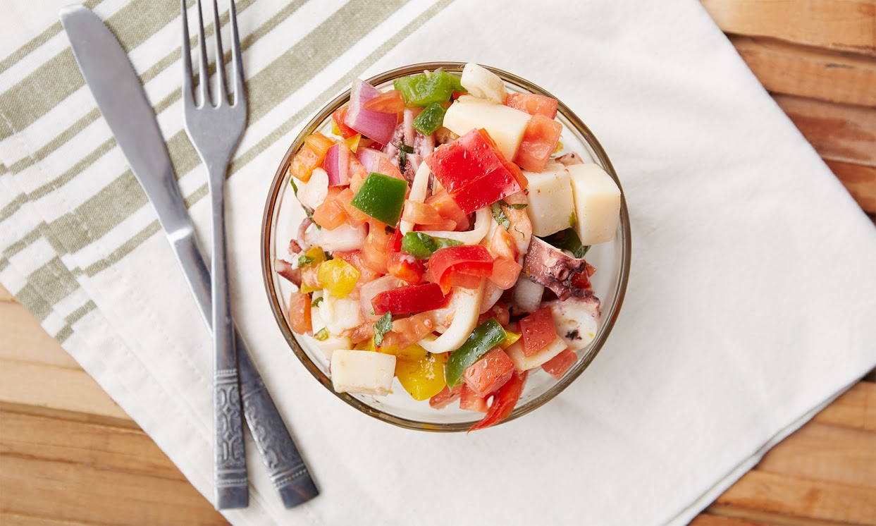 Ceviche's Delicious Blend of Fresh Seafood and Bold Spices