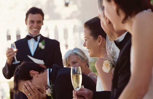 How to Deliver a Great Wedding Toast