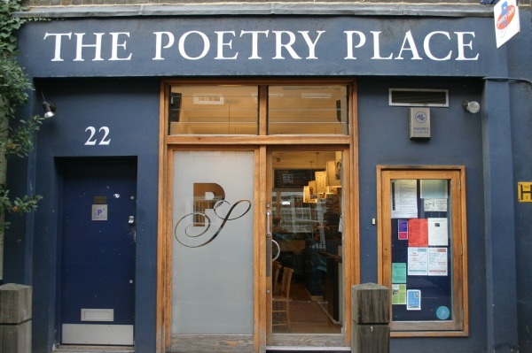 Poetry Cafe London