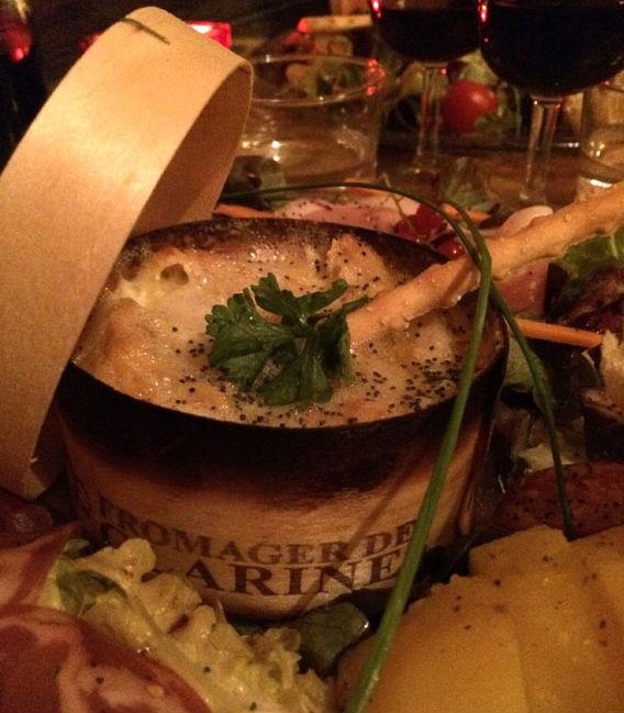 Fondue Fromage des Clarines Ummagumma