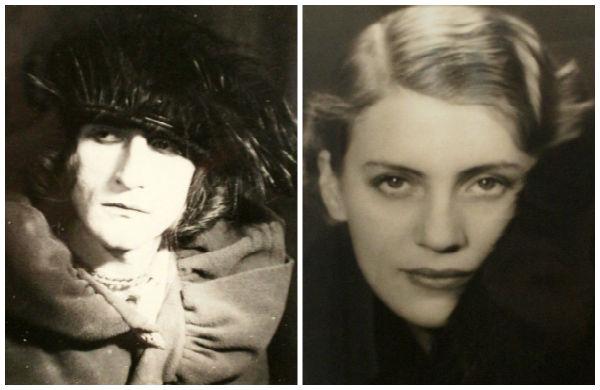 Marcel Duchamp et Lee Miller