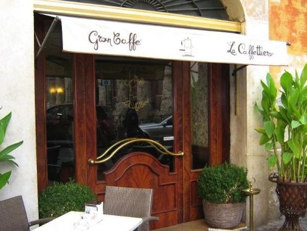 La caffettiera Napoli