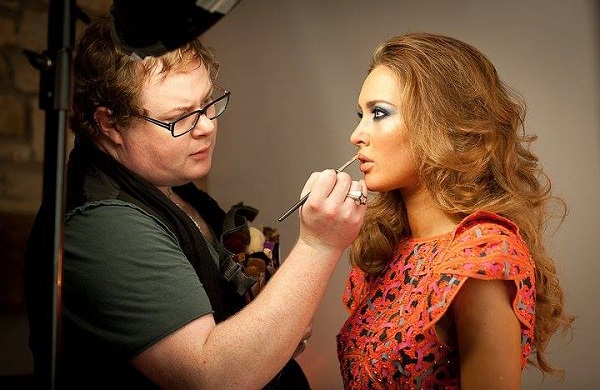 Paddy McGurgan Talks Make-up