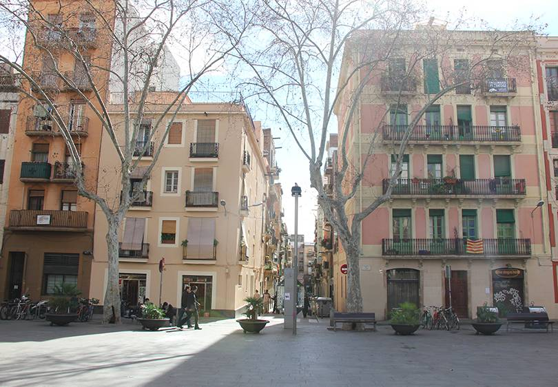 Plaza del Diamant