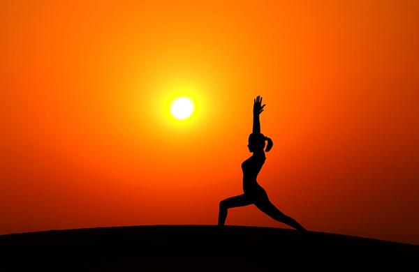 Hot Yoga Heats Up