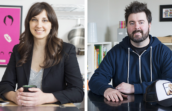 Confirmed: There Are About One Million Cookbooks In These Chefs' Homes