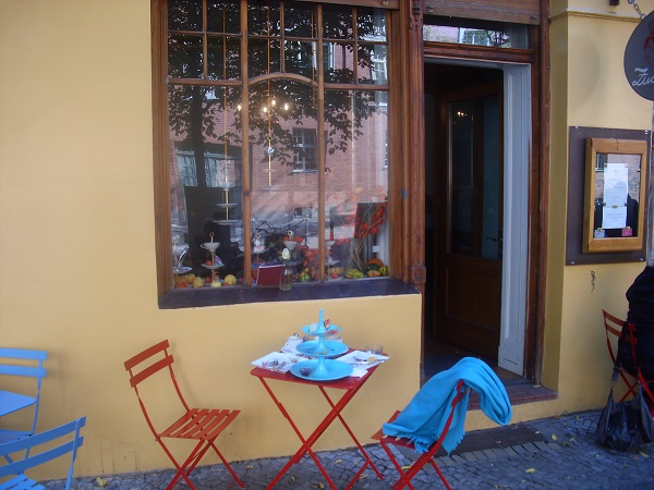 Zuckerfee - Café in Berlin