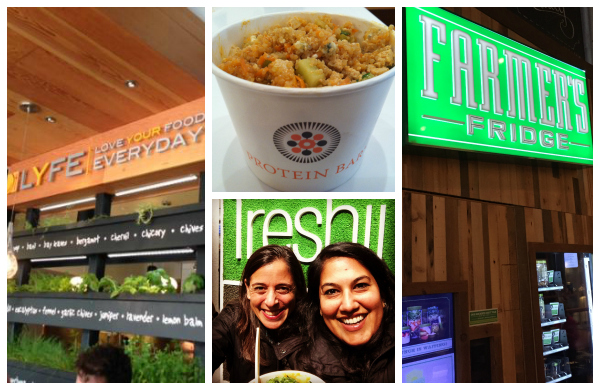 "Best of Chicago's New, Healthy ""Fast Food"