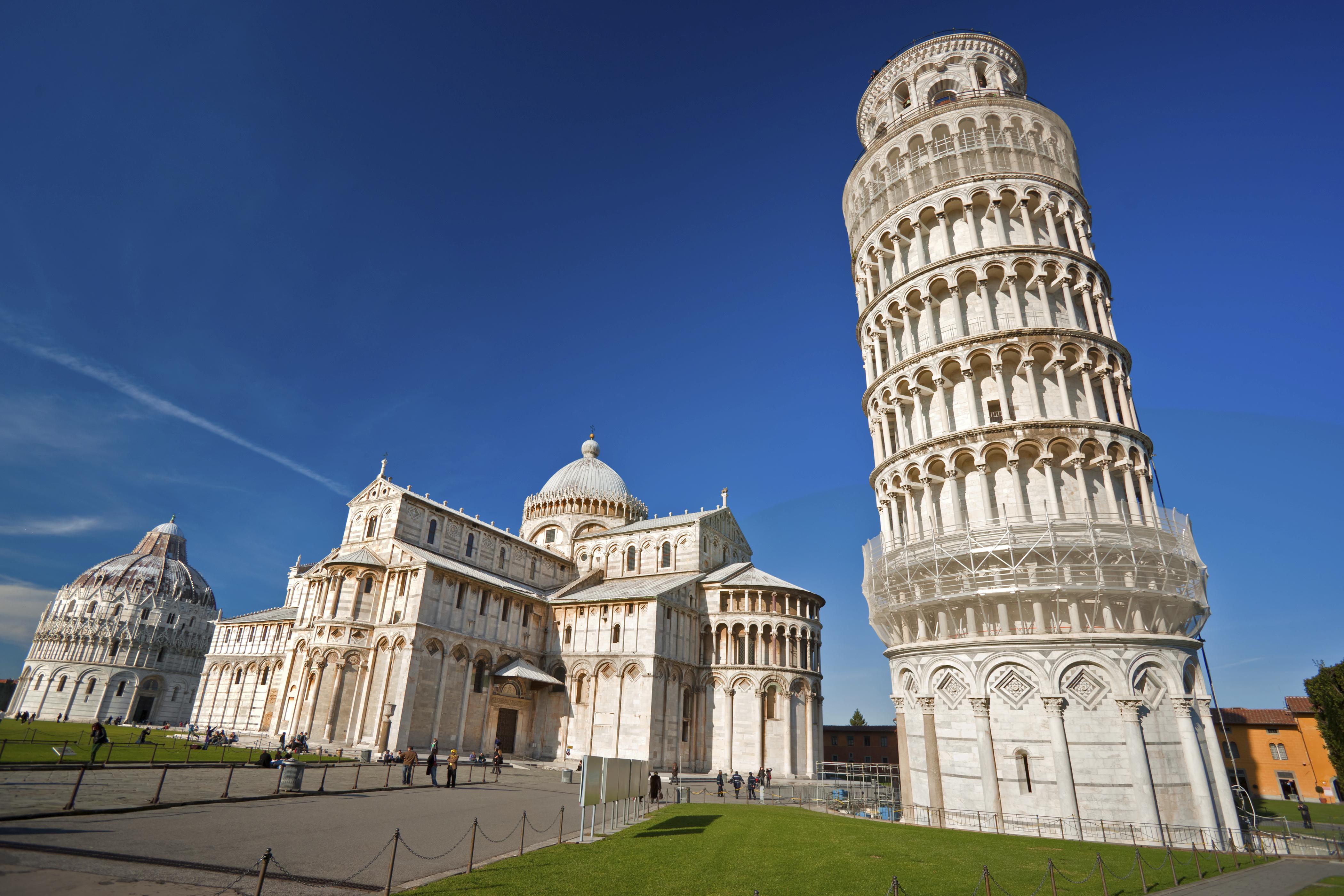 Pisa, dieci cose gratuite da fare e vedere in città