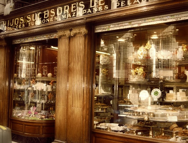 Casa Mira, los mejores turrones artesanos de Madrid