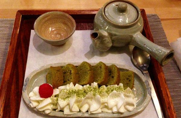Dessert Wasabi Lyon