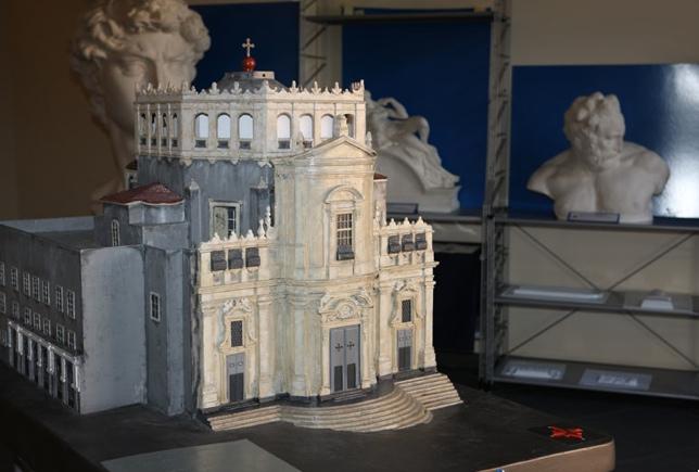Cattedrale Museo Tattile Catania