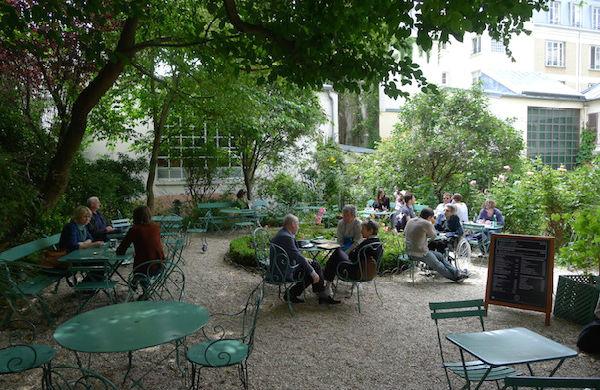 Top 7 des terrasses parisiennes