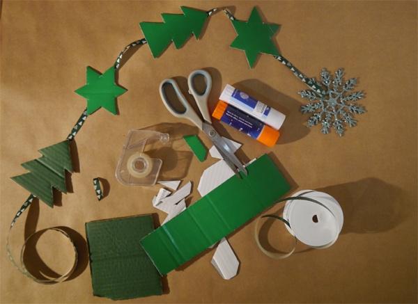 Gebastelte Weihnachtsdeko.Selbstgemacht Bis Extravagant Außergewöhnliche Weihnachtsdeko Ideen