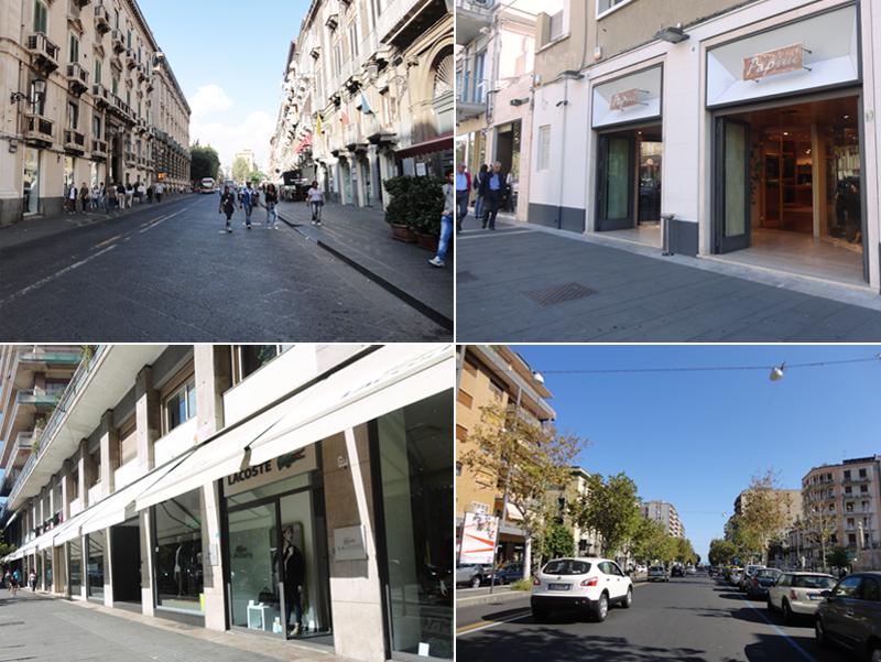 Shopping Catania