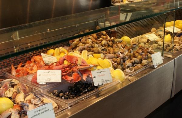 restaurant fruits de mer lyon halle de lyon