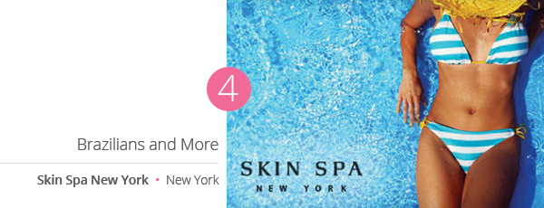Brazilians and More at Skin Spa New York