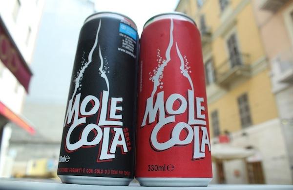 MoleCola: la cola di Torino che parla piemontese