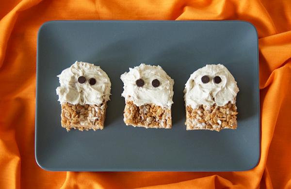How to Make Vegan-Friendly Rice-Krispie Treats for Halloween