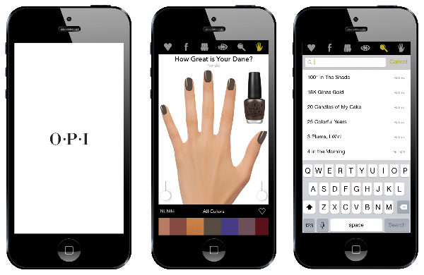 OPI App for Nails