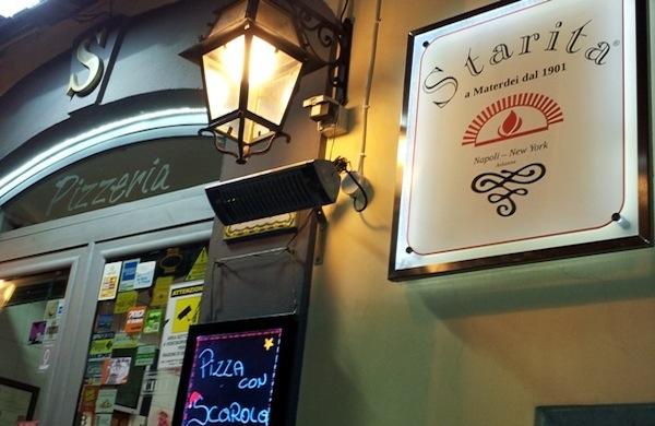 Starita, la pizzeria di Materdei a Napoli dove la pizza è arte