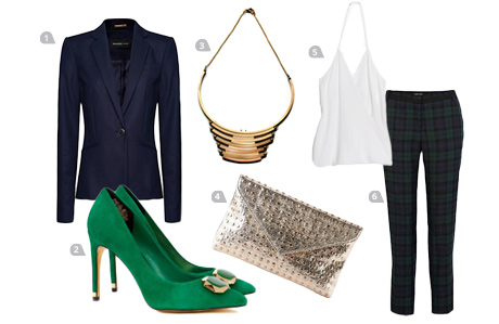 What to Wear: Fall Fashion's Grunge, Gray, and Emerald Trends