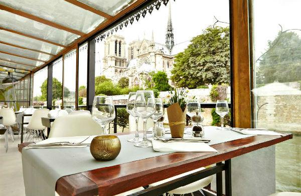 Nouvelle Seine, diner et spectacles sur l'eau