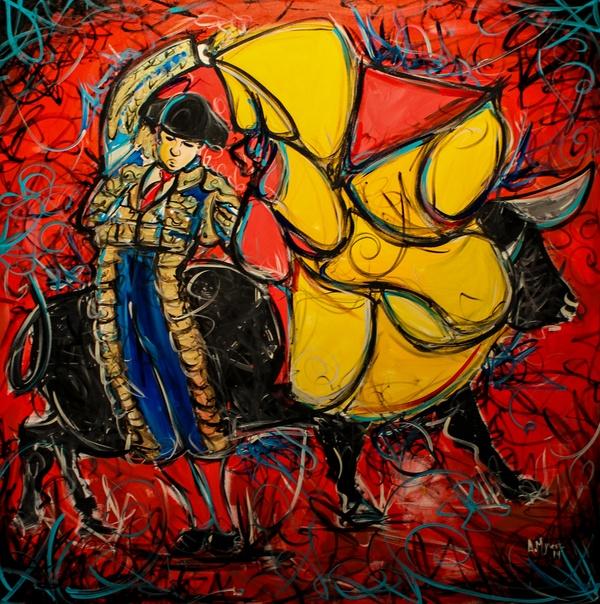 Mijares painting 2