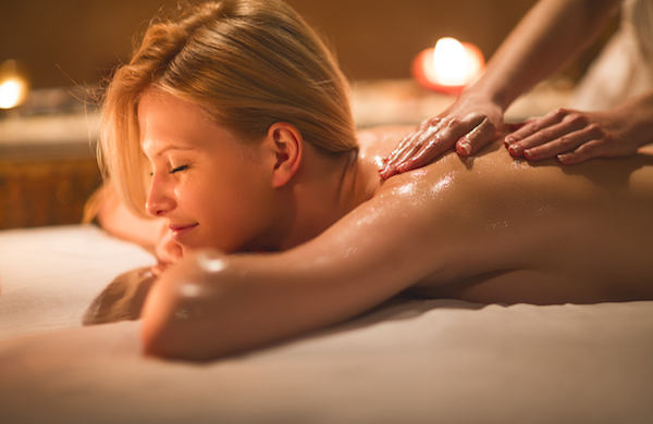 Hit the Brakes at One of Indy's Top Spas