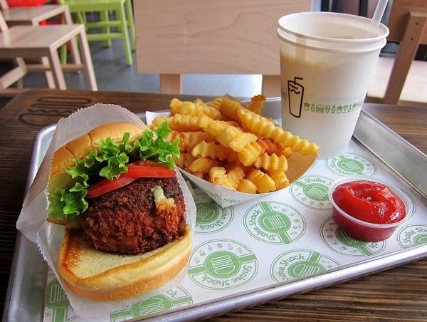 shake shack mushroom burger