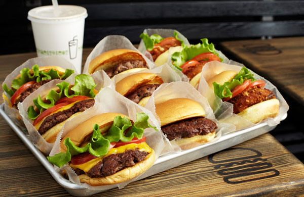 Shake Shack London - Burger Review