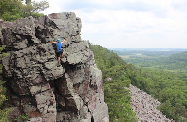 Five Tips for the Beginner Rock Climber