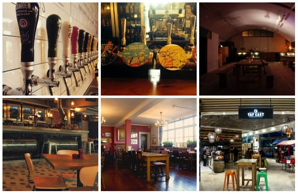 Best Bars in London Breweries
