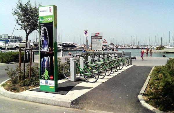 Bike Sharing Rimini