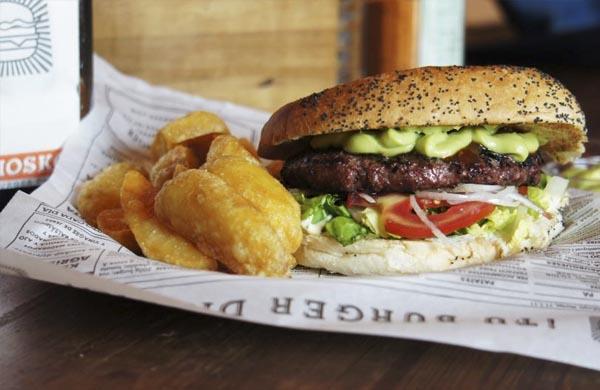 Kiosko Burger El Born Barcelona Restaurante