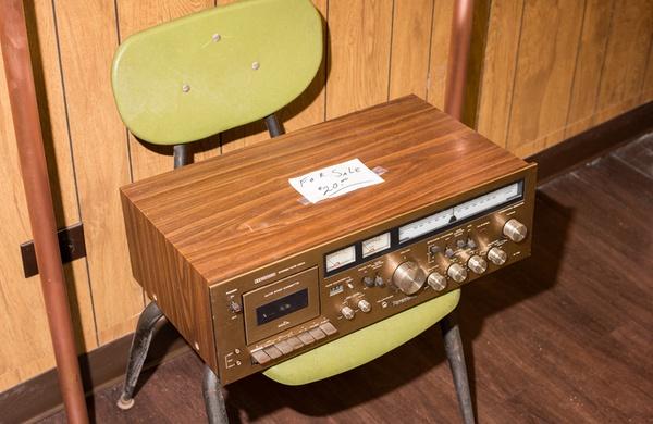 Barbershop stereo