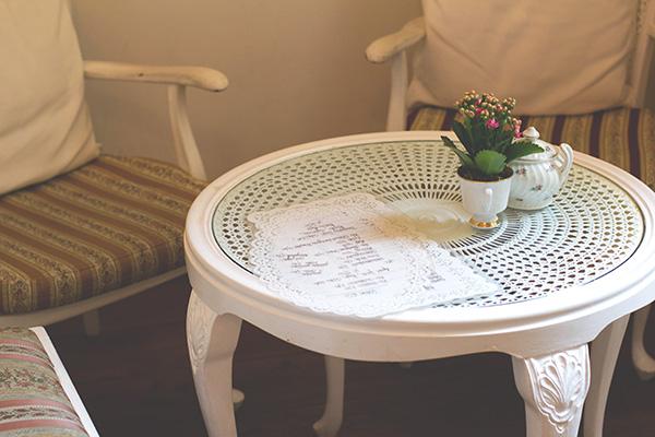 Süßes Café im Vintagelook: das Miss Päpki im belgischen Viertel