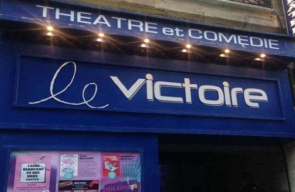 Théâtre Le Victoire, pour un moment drôle et détendu !